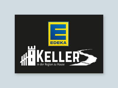 Logo Keller-EDEKA